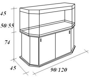 Тумба для аквариума чертежи и схемы